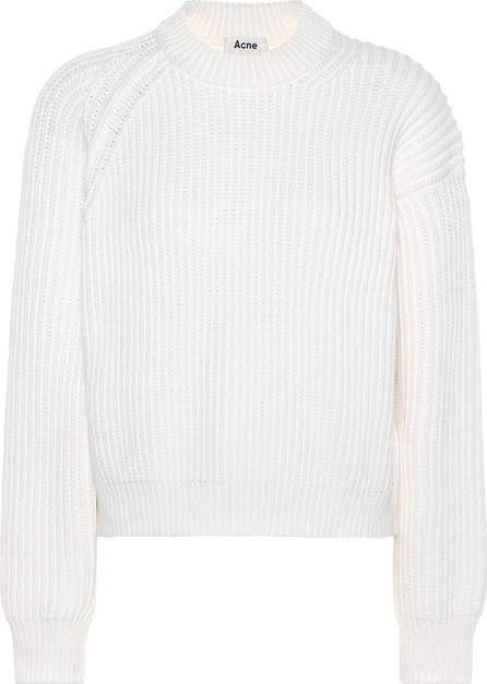 Acne Studios Penina cotton-blend sweater