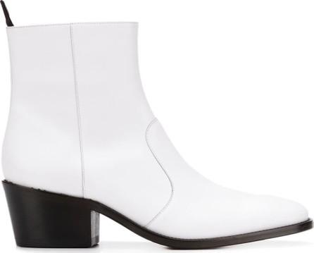Acne Studios Square toe boots