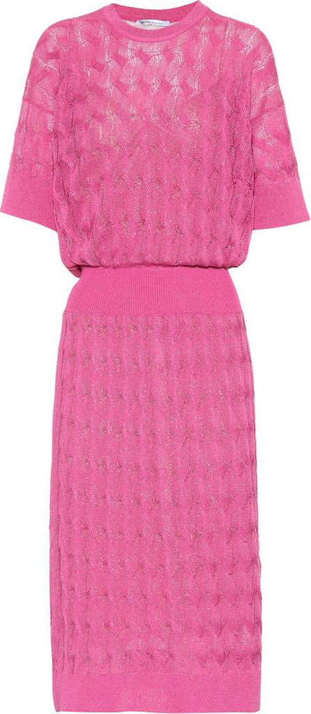 Agnona Knitted sweater dress