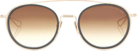 DITA System-Two round sunglasses