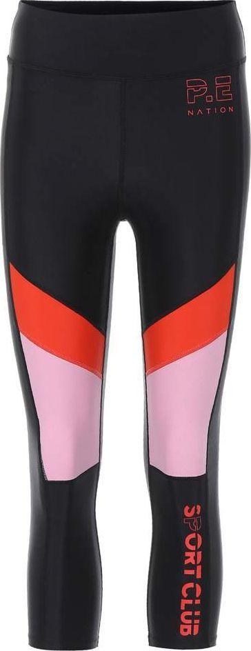 P.E Nation First Innings cropped leggings