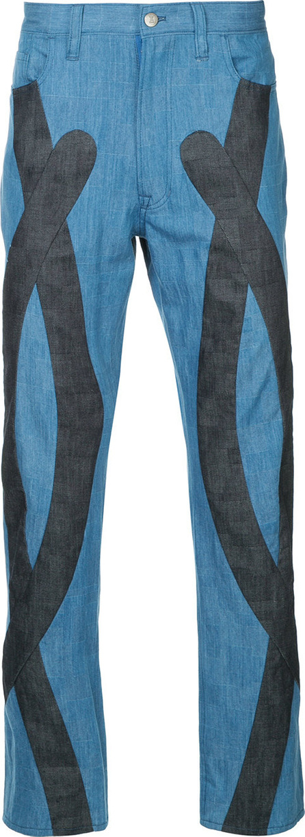 Anrealage Dungaree trousers