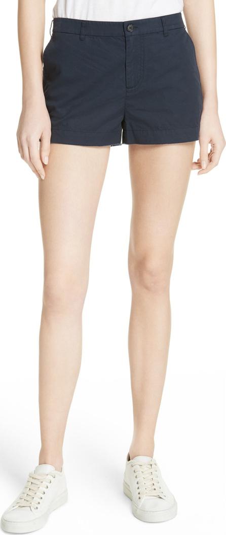 ATM Anthony Thomas Melillo Cotton Poplin Shorts