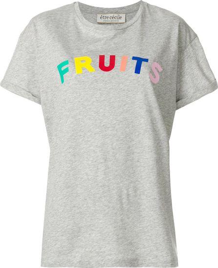 Etre Cecile Fruits T-shirt