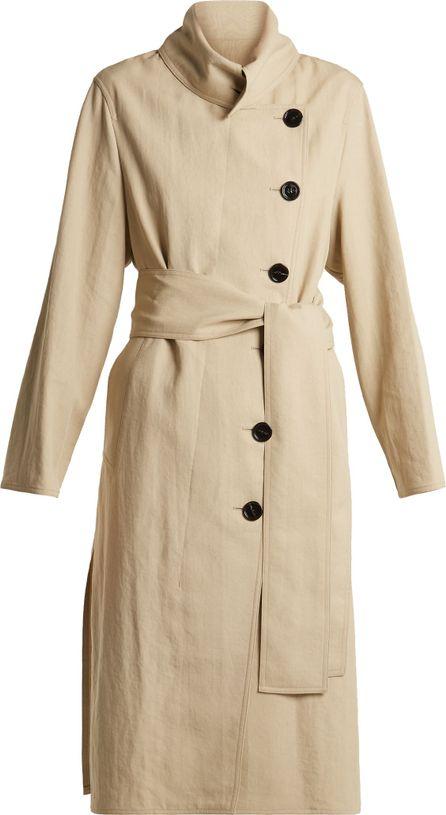 Acne Studios Creda lightweight trench coat