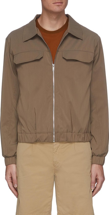 EQUIL Chest pocket shirt jacket