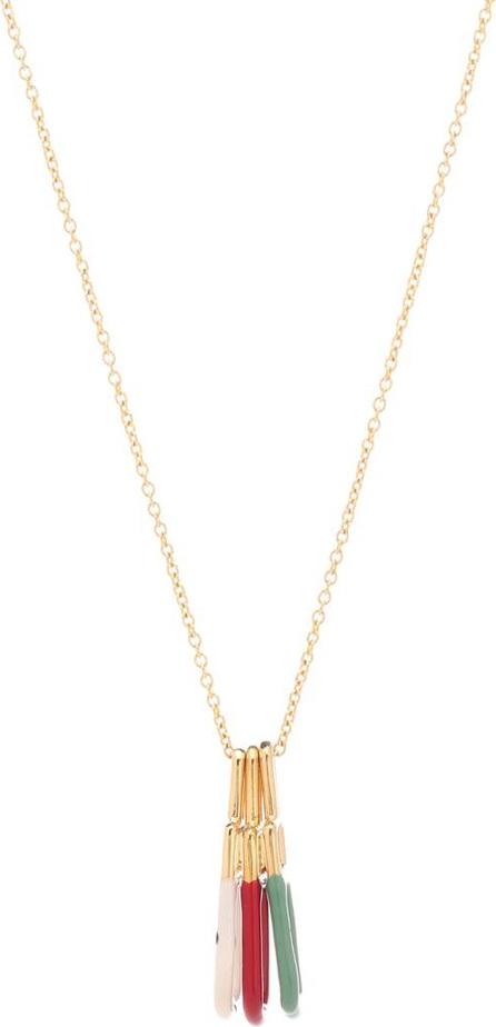 Aliita Ice Pop Trio 9kt gold necklace
