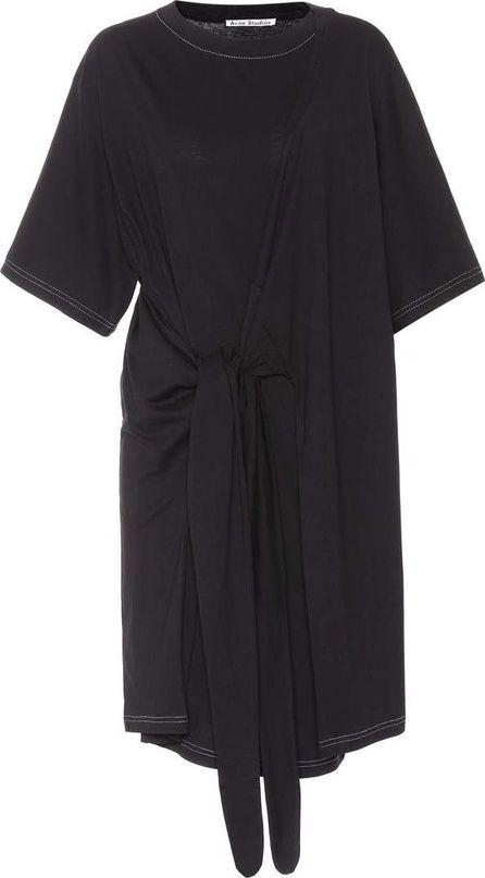 Acne Studios Lylia cotton-jersey dress