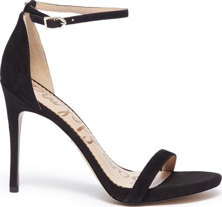 bf0f12b9e16 Sam Edelman Gala Snake-Embossed Leather Slide Sandals - Mkt