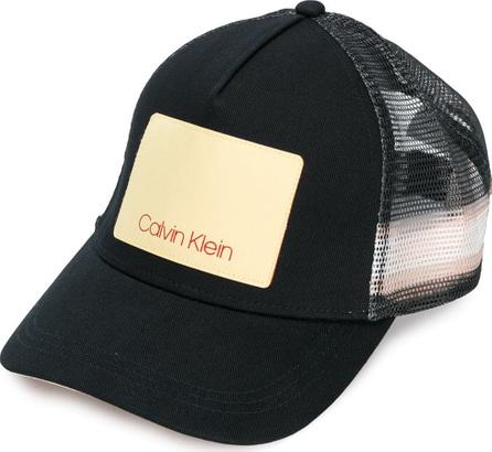 Calvin Klein Logo net cap