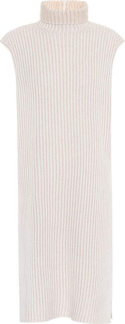Agnona Sleeveless cashmere sweater