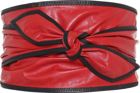 Philosophy Di Lorenzo Serafini Leather waist belt