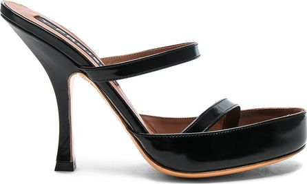 Y / Project Leather Stefanie Sandals