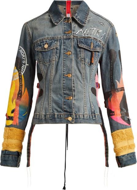 Noki Customised denim jacket