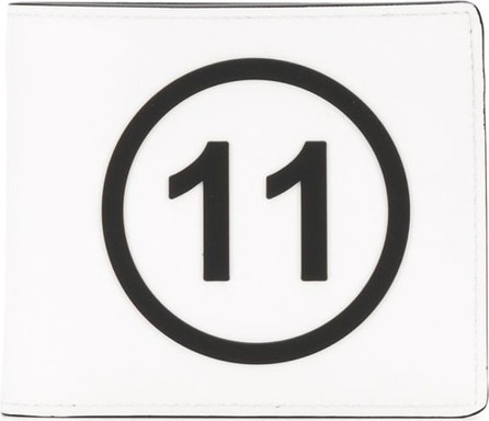Maison Margiela Number print bi-fold wallet