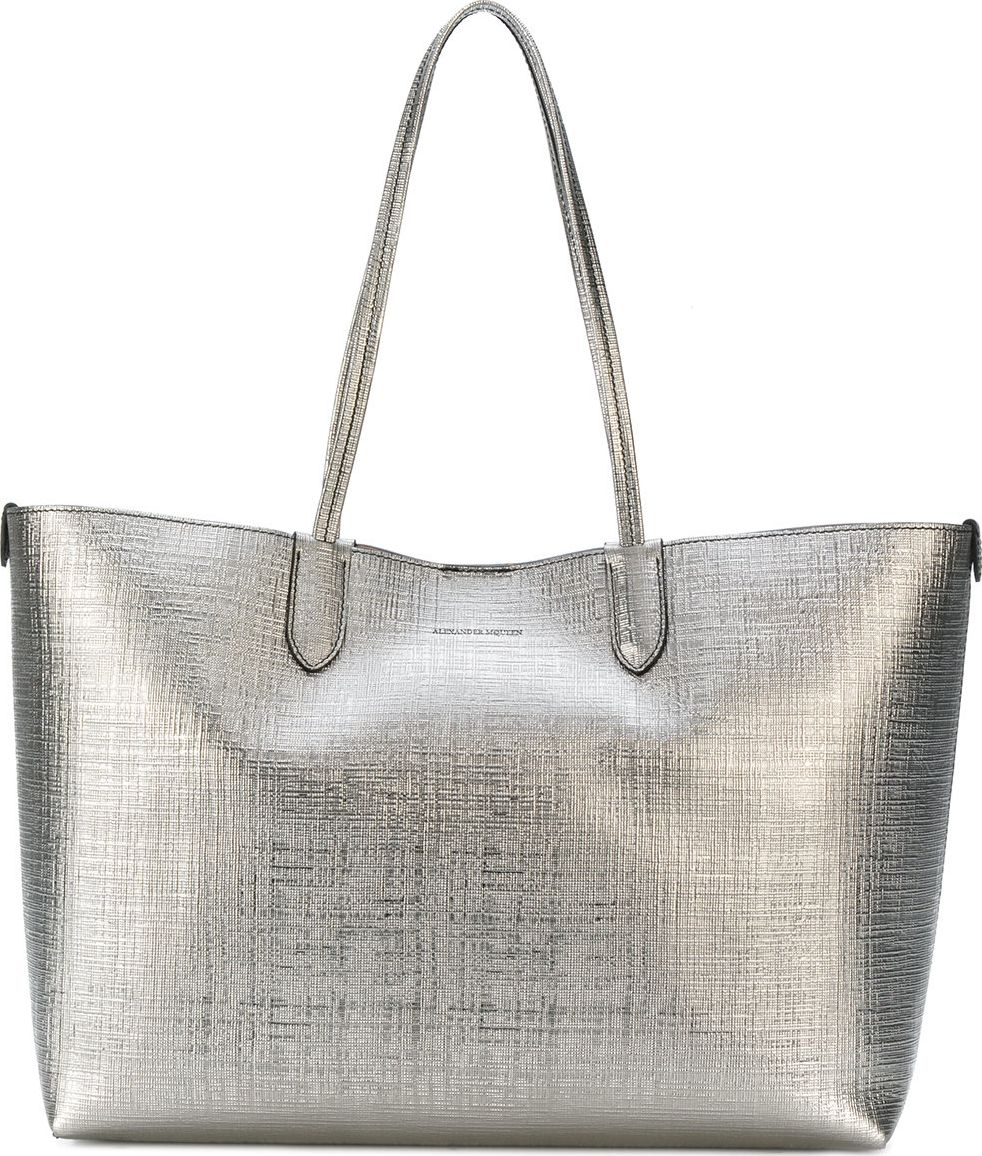 Alexander McQueen - large shopper tote