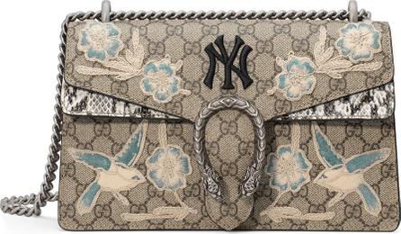 Gucci Dionysus Medium GG New York Yankees Shoulder Bag