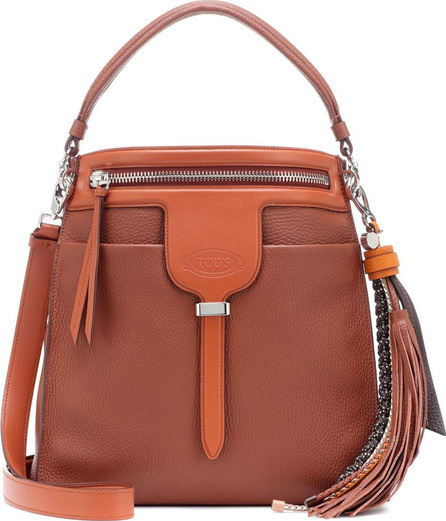 Tod's Thea medium leather bucket bag