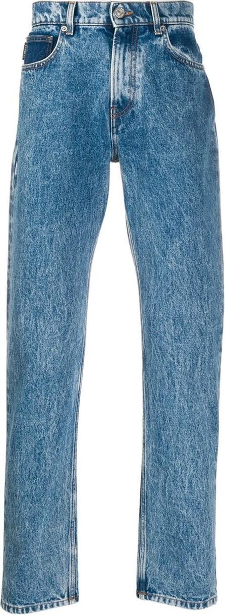 Versace Stonewash denim jeans