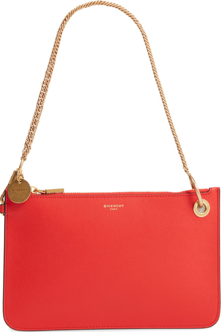 Givenchy Shopper Leather Pouch