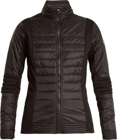 Fusalp Banff high-neck quilted performance jacket