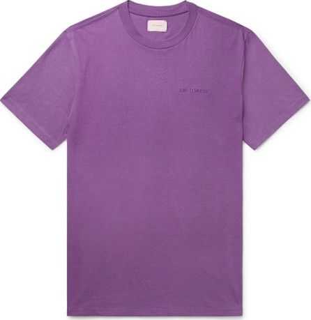 Aimé Leon Dore Logo-Embroidered Cotton-Jersey T-Shirt