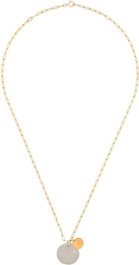 Alighieri The Double Lion necklace