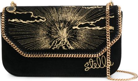 Stella McCartney Falabella embroidered shoulder bag