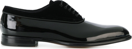 Fabi Contrast derby shoes