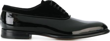 Fabi Contrast derby shoes