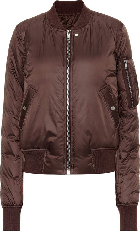 Rick Owens Down bomber jacket