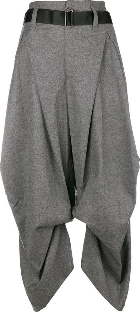 Issey Miyake Draped trousers