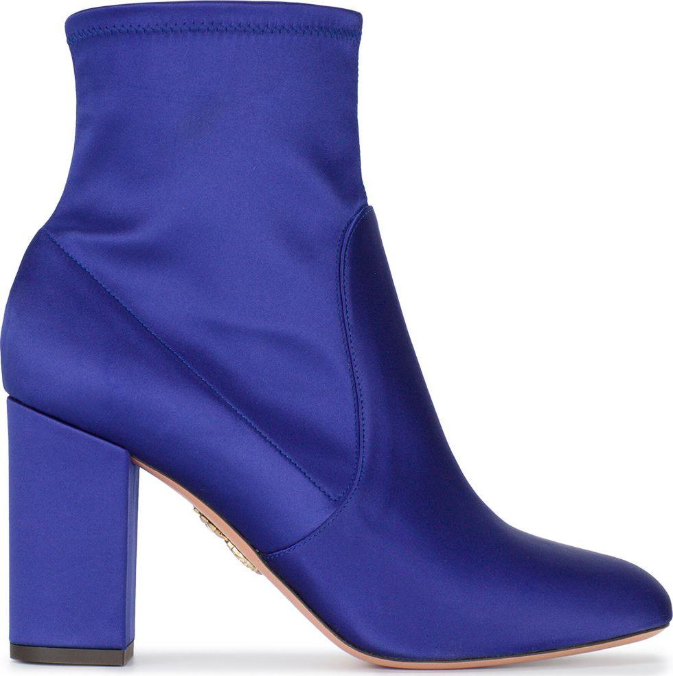 Aquazzura - so me 85 ankle boots