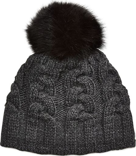 Parajumpers Hat with Fur Pompom