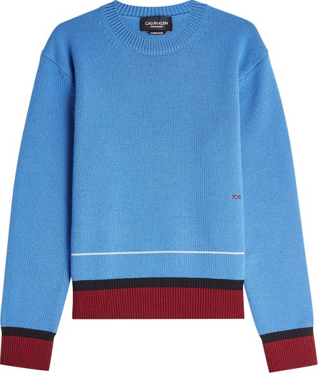 Calvin Klein 205W39NYC Wool Pullover with Cashmere