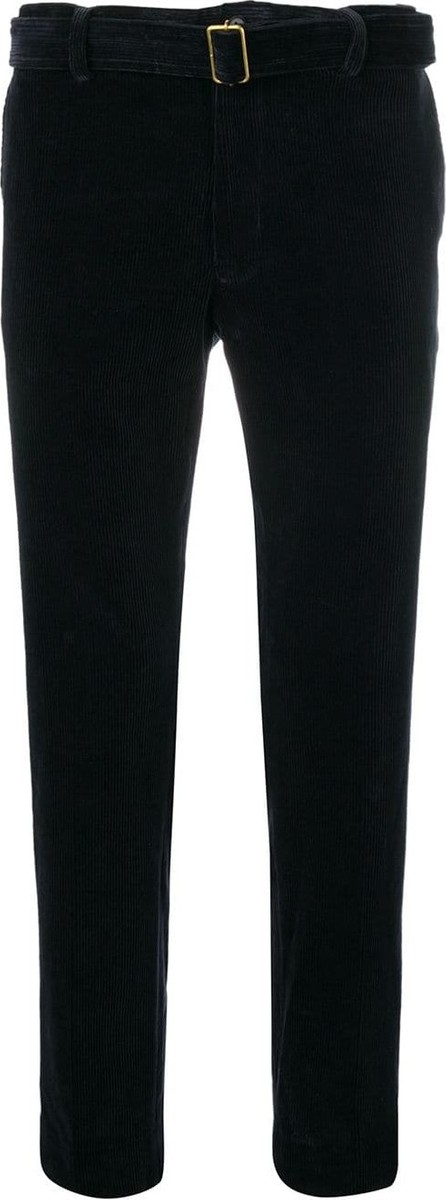 08Sircus Cord straight-leg trousers