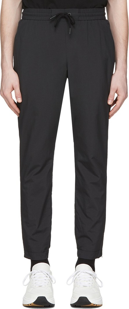 Paco Rabanne Black Nylon Trousers