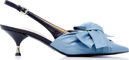 Prada M'O Exclusive: Pelle Slingback