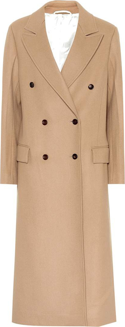 Joseph New Arlon wool and cashmere coat