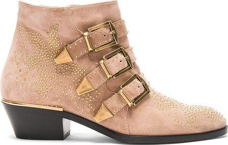 Chloe Susanna Suede Boots
