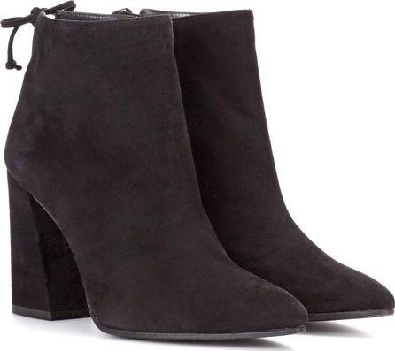 Stuart Weitzman Grandiose suede ankle boots
