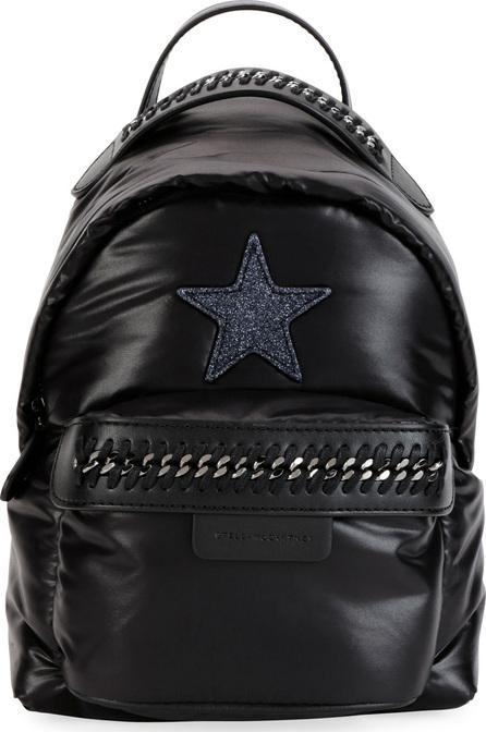 Stella McCartney Falabella Mini Go Star Nylon Backpack
