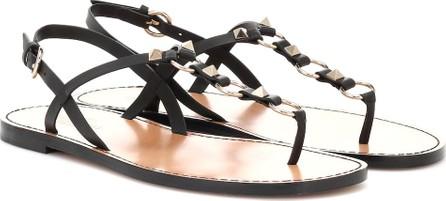 Valentino Valentino Garavani Cagestuds leather sandals