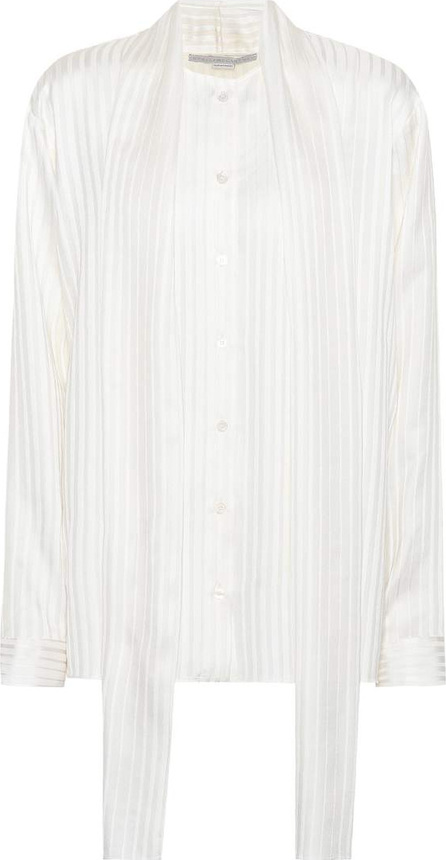 Stella McCartney Striped silk shirt