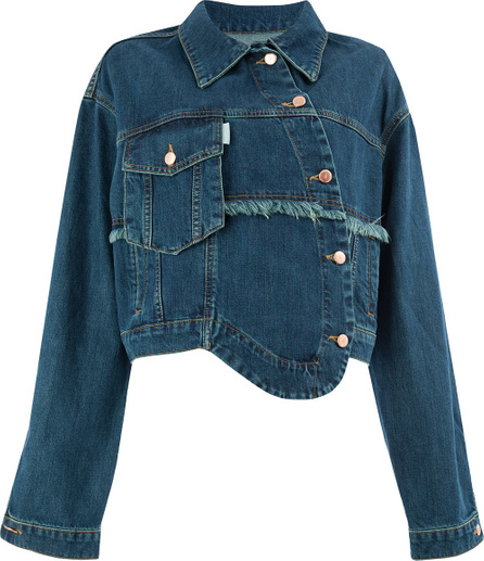 Aalto Cropped denim jacket
