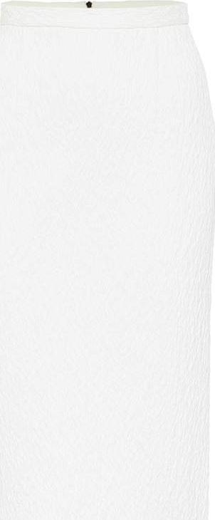 Roland Mouret Arreton cotton-blend pencil skirt