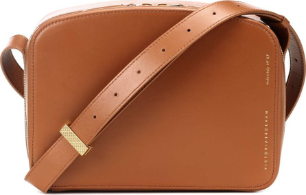 Victoria Beckham Vanity Camera leather shoulder bag