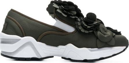 Suecomma Bonnie Flower detail sneakers