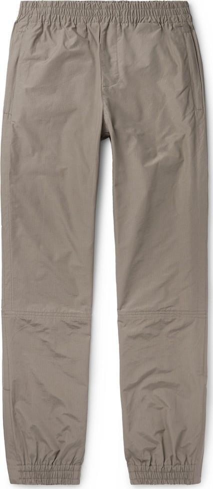 Très Bien Cotton-Blend Ripstop Sweatpants