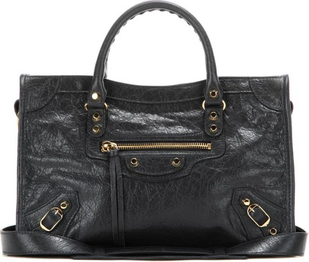 Balenciaga Classic City S leather tote